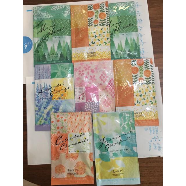 ナチュラルサイエンス ナチュラルアイランド 入浴剤 8個 コスメ/美容のボディケア(入浴剤/バスソルト)の商品写真