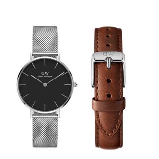 ダニエルウェリントン(Daniel Wellington)の新入荷【32㎜】ダニエルウェリントン腕時計DW162+ベルトSET《3年保証付》(腕時計)