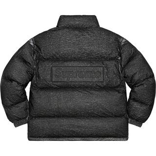 Supreme - Reflective Speckled Down Jacket supreme