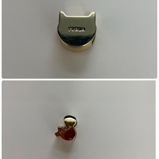 Furla(フルラ)の値下げ 未使用品 FURLA フルラ マイグラム チャームセット レディースのアクセサリー(チャーム)の商品写真