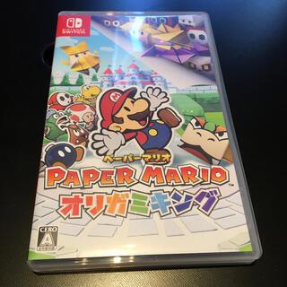 Nintendo Switch - ペーパーマリオ オリガミキング Switch【即購入OK】