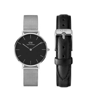 ダニエルウェリントン(Daniel Wellington)の【32㎜】ダニエルウェリントン腕時計DW162+ベルトSET《3年保証付》(腕時計)