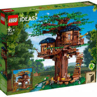 Lego - レゴ アイデア ツリーハウス 21318