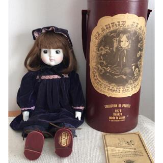 サンキョー(SANKYO)の[びびさま専用]  SANKYO オルゴール内蔵 ビスクドール(人形)