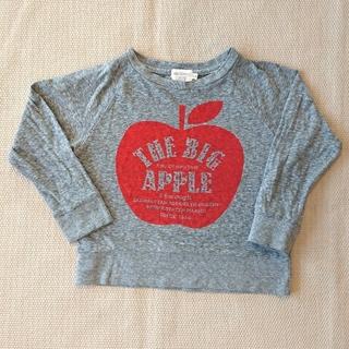 ローズバッド(ROSE BUD)のROSE BUD MINI ローズバッドミニ ロンT 子供 110 (Tシャツ/カットソー)