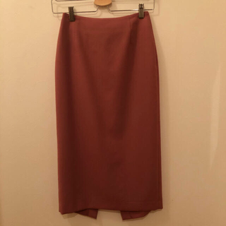 ルシェルブルー(LE CIEL BLEU)のlecielblue スカート(ひざ丈スカート)