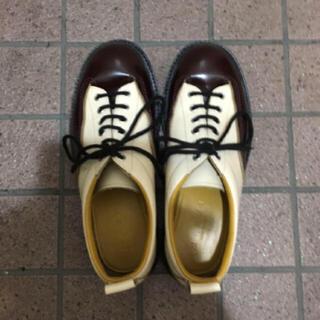 マルニ(Marni)の18aw  marni    革靴    超美品(ドレス/ビジネス)