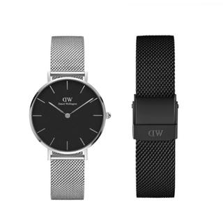 ダニエルウェリントン(Daniel Wellington)の【32㎜】ダニエル ウェリントン腕時計 DW162+ベルトSET《3年保証付》(腕時計)