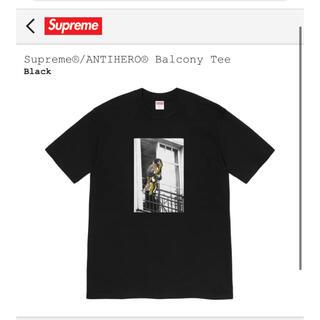 シュプリーム(Supreme)の限定値下 supreme ANTIHERO ICE tee Sサイズ(Tシャツ/カットソー(半袖/袖なし))