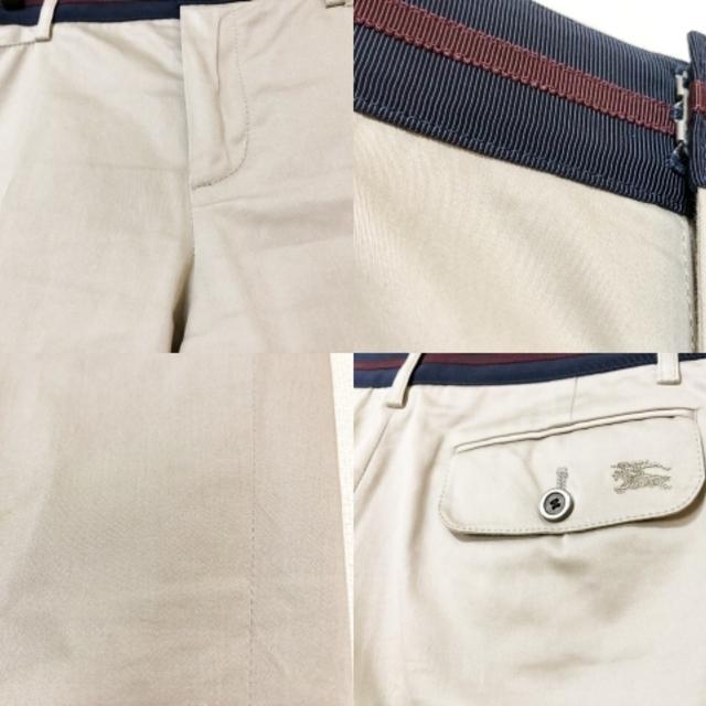 BURBERRY BLUE LABEL(バーバリーブルーレーベル)のバーバリーブルーレーベル パンツ 36 S - レディースのパンツ(その他)の商品写真
