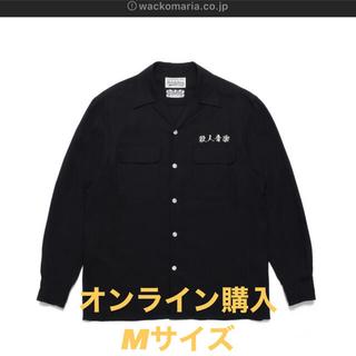 ワコマリア(WACKO MARIA)のWacko Maria 舐達麻 50'S SHIRT BLACK M(シャツ)