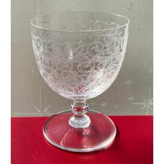 Baccarat - 【貴重】バカラ 《金賞作品》ローハン  ワイングラス