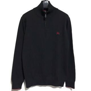バーバリーブラックレーベル(BURBERRY BLACK LABEL)のバーバリーブラックレーベル 長袖セーター(ニット/セーター)