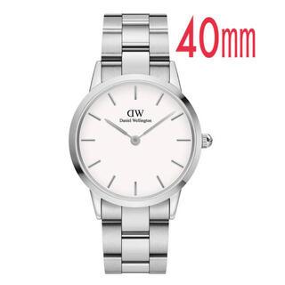 ダニエルウェリントン(Daniel Wellington)の新作【40mm】ダニエル ウェリントン腕時計DW00100341《3年保証付》(腕時計)