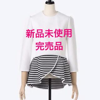 ♡新品未使用♡別注 PEPLUM TOPS ペプラムトップス