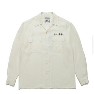 ワコマリア(WACKO MARIA)のWACKO MARIA × BUDSPOOL / 50'S SHIRT(シャツ)