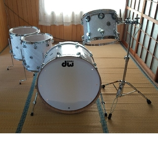 dw drums collector's series pure birch(セット)