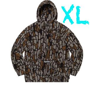 Supreme - Supreme Polartec® Hooded Sweatshirt