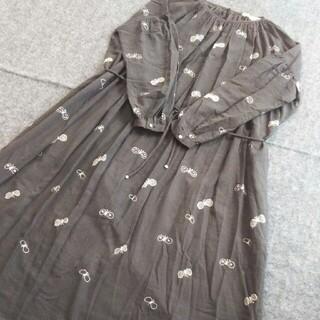 mina perhonen - ミナペルホネンchouchoドレス