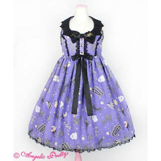 Angelic Pretty - Angelic Pretty Halloween Treats JSK