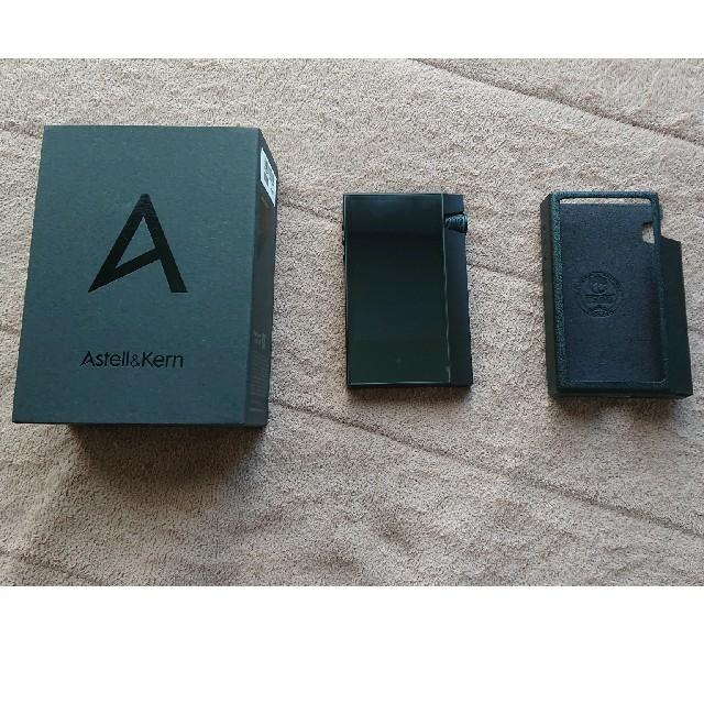 iriver(アイリバー)のAstell&Kern AK70 MKⅡ Noir Black スマホ/家電/カメラのオーディオ機器(ポータブルプレーヤー)の商品写真