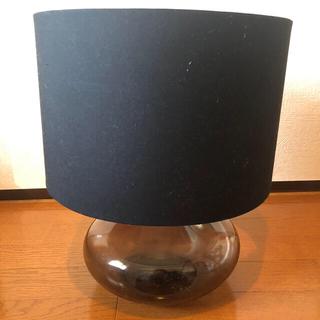 Francfranc - ディクラッセ  テーブルランプ ブラックスモーク