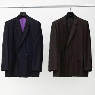 JOHN LAWRENCE SULLIVAN - littlebig  20ss semi double jacket setup