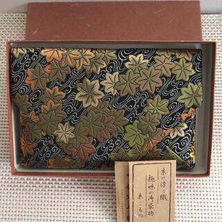 [新品未使用] 京都 和装クラッチバッグ(和装小物)