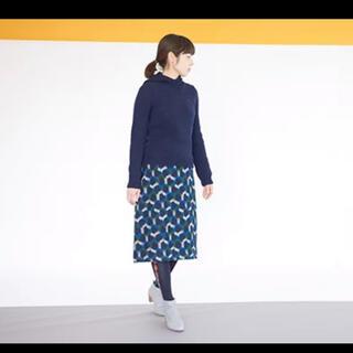 mina perhonen - 【新品未使用】ミナペルホネン snow flake スカート 定価56160円