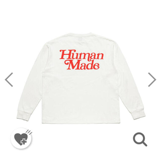 Supreme - girls don't cry × human made GDC 白2XL