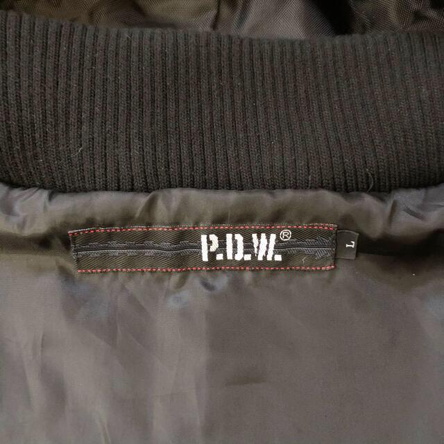 AVIREX(アヴィレックス)のアビレックス P.D.W. レザージャケット メンズのジャケット/アウター(レザージャケット)の商品写真