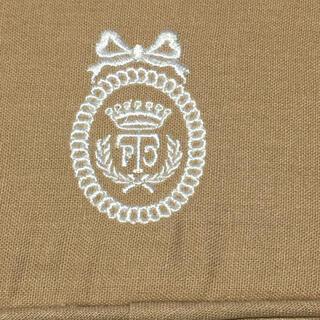 エフティーシー(FTC)のFTC フェリーチェトワコ リネン 刺繍 ポーチ(ポーチ)