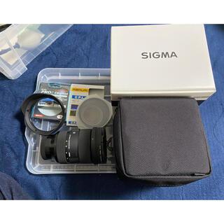 SIGMA - sigma 24-70mm F2.8 DG DN SONY Eマウント PL付き