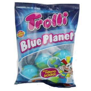 トローリ ブループラネット 地球グミ  4個入り 1袋(菓子/デザート)