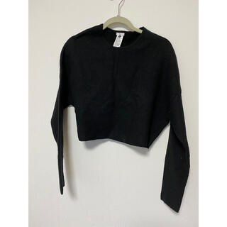 ソブ(Sov.)のシンプルなセーターです(ニット/セーター)