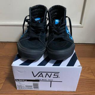 バンズボルト(VANS VAULT)のダブルタップス 18SS バンズ ヴォルト フレイム スケートハイ 28.5(スニーカー)