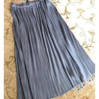 イッセイミヤケ(ISSEY MIYAKE)のプリーツプリーズ スカート(ひざ丈スカート)