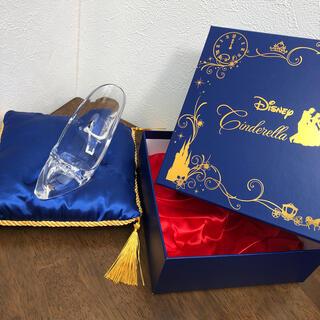 ディズニー(Disney)のシンデレラ ガラスの靴(小物入れ)