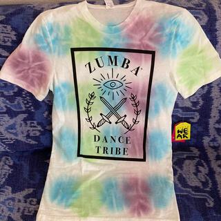 Zumba - ズンバ ダイダイTシャツ zumba