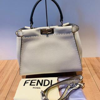 FENDI - FENDI フェンディ  ピーカブー 2wayバッグ