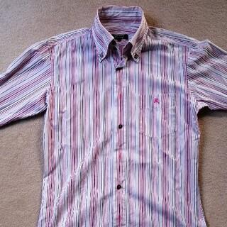 BURBERRY BLACK LABEL - バーバリー ボタンダウンシャツ 1サイズ