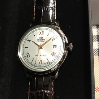 オリエント(ORIENT)のオリエント FAC00008W0 BAMBINO VERSION 2 自動巻き(腕時計(アナログ))