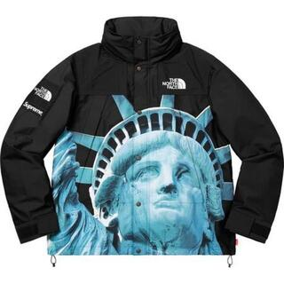 M Supreme North Face Mountain Jacket 黒