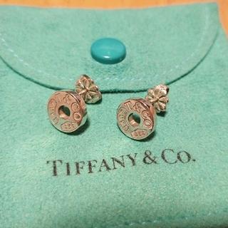 Tiffany & Co. - ティファニー 1837 ピアス