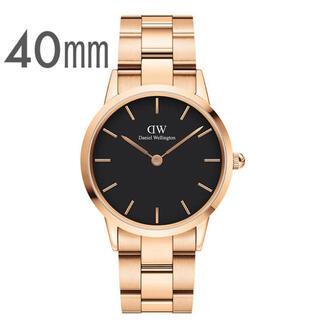 新作【40mm】ダニエルウェリントン腕時計DW00100344《3年保証付》