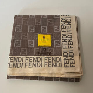 FENDI - フェンディ フェンディー ハンカチ