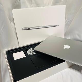 マック(Mac (Apple))のApple MacBookAir 2015 11inch (ノートPC)