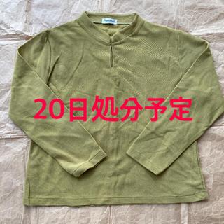 長袖カットソー(カットソー(長袖/七分))