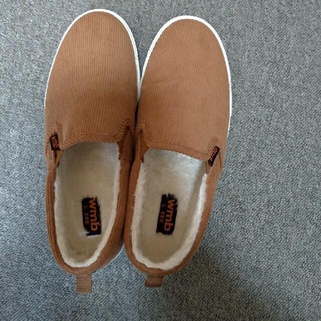 masch55様専用 ワークマン ボアスリッポン L メンズの靴/シューズ(スリッポン/モカシン)の商品写真