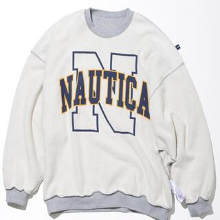 ノーティカ(NAUTICA)のnautica ノーティカ is-ness イズネス インサイドアウトスエット(スウェット)
